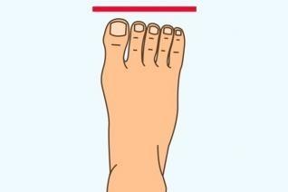 Hình dạng đôi bàn chân tiết lộ gì về tính cách con người bạn?