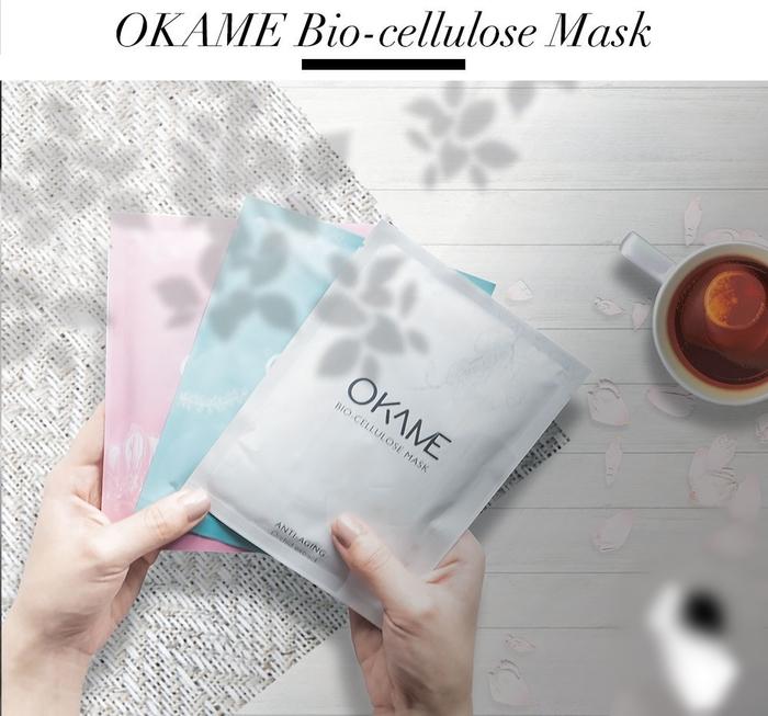 Okame - Bio Celluslose (6$ - khoảng hơn 130.000 VND).