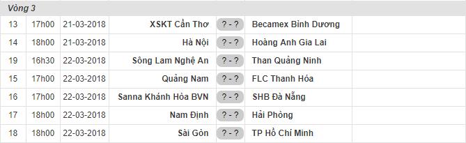 Cả nước Quốc tang, vòng 3 V-league 2018 sẽ được dời lịch
