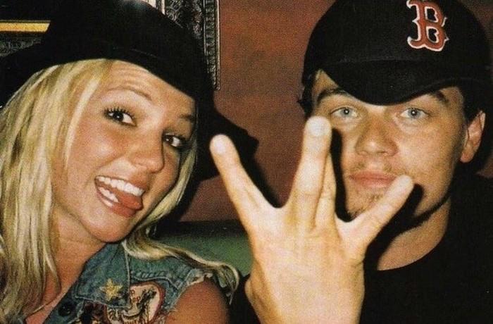 Chắc chắn bạn không biết Leonardo DiCaprio từng gặp gỡ Công chúa nhạc Pop Britney Spears đúng không?