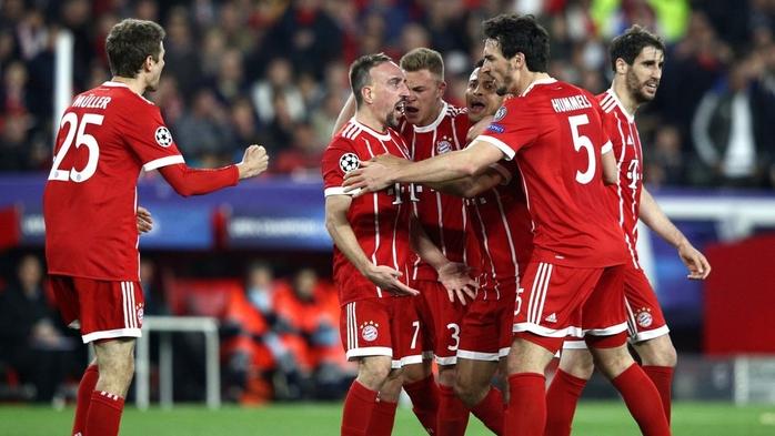 Bayern vẫn là đối thủ đáng gờm tại châu Âu đối với bất cứ đội bóng nào.