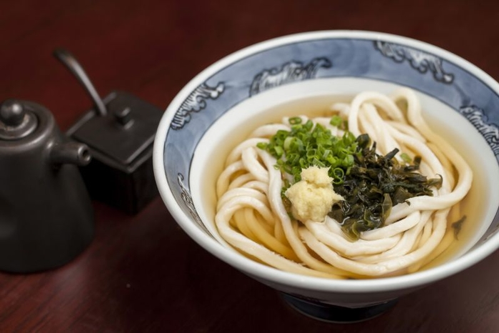 Mì Udon.