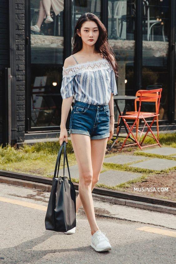 Chọn items nào diện lên người để được người ta khen là xinh như gái Hàn?