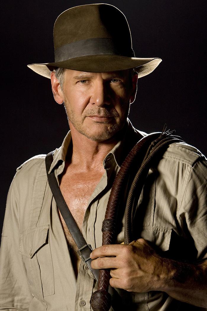 4. Trong lần gần nhất thủ vai Indiana Jones, Harrison Ford đã 66 tuổi và không còn ở thời đỉnh cao, thế nhưng ông vẫn được trả đến 65 triệu đô (hơn 1.483 tỷ đồng) cho Indiana Jones and the Kingdom of the Crystal Skull (2008).