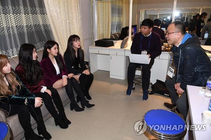 Tuy vậy, nội dung bài phỏng vấn được đăng tải ngay sau đó đã khiến công chúng Hàn Quốc tức giận.