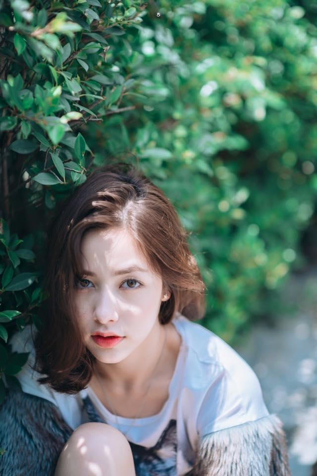 Con gái Thái đã quá đẹp rồi, lại còn lai Pháp như cô nàng này thì anh em làm sao chịu nổi đây?