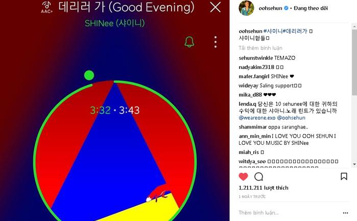 Chuyện EXO không thật tâm với đàn anh SHINee có phải do netizen suy nghĩ quá nhiều?