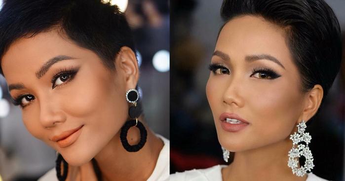 Mái tóc ngắnvà làn da ngăm của H'Hen Niê luôn là đề tài bàn tán của nhiều người bởi lẽ họ cho rằng những hình ảnh này không thuần Việt cũng như đủ khả năng để quảng bá hình ảnh người phụ nữ Việt Nam truyền thống.