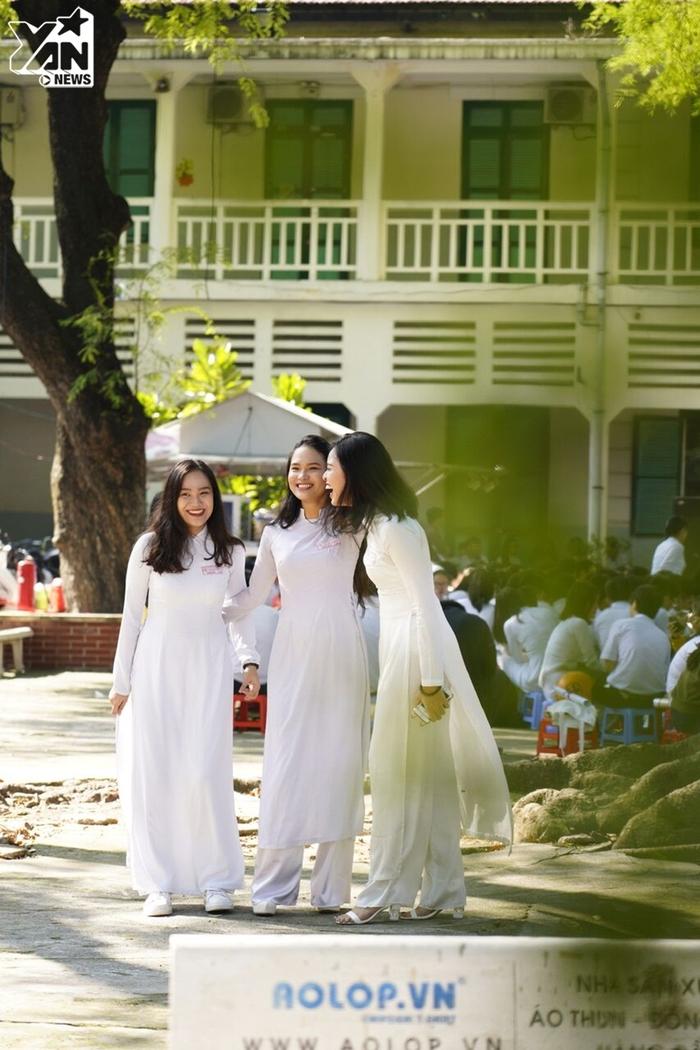 Đây chính là Lễ tổng kết năm học đáng nhớ của học sinh trường THPT Lê Quý Đôn