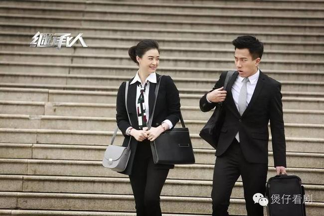Lưu Khải Uy và Tưởng Hân hợp tác trong bộ phim về đề tài luật sư.