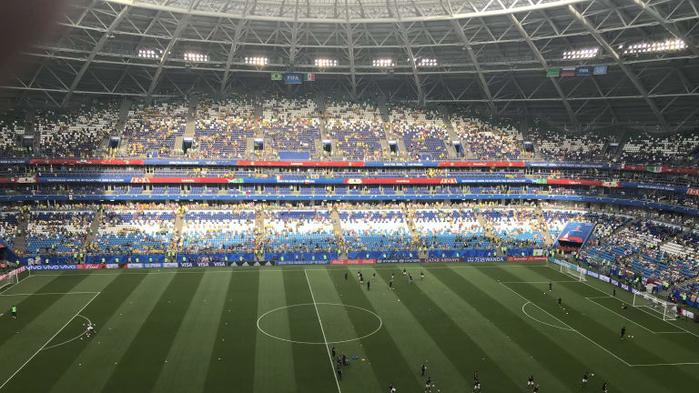 Hiệp 1 vẫn chưa có bàn thắng nào được ghi, CĐM hồi hộp không biết số phận Neymar về đâu