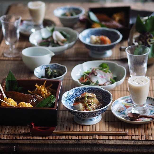 Một bữa ăn Nhật đúng nghĩa