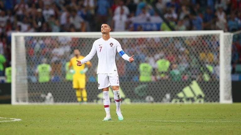 Ronaldo đã không còn trẻ nữa.