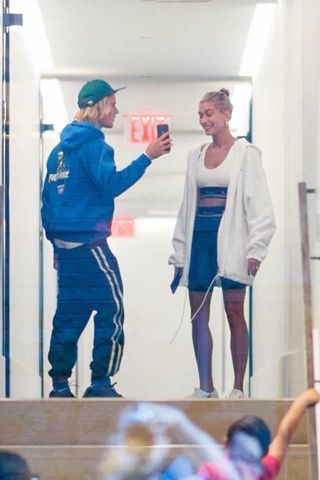 Quần tụt là đam mê bất diệt của Justin, có lẽ chỉ đứng sau âm nhạc.
