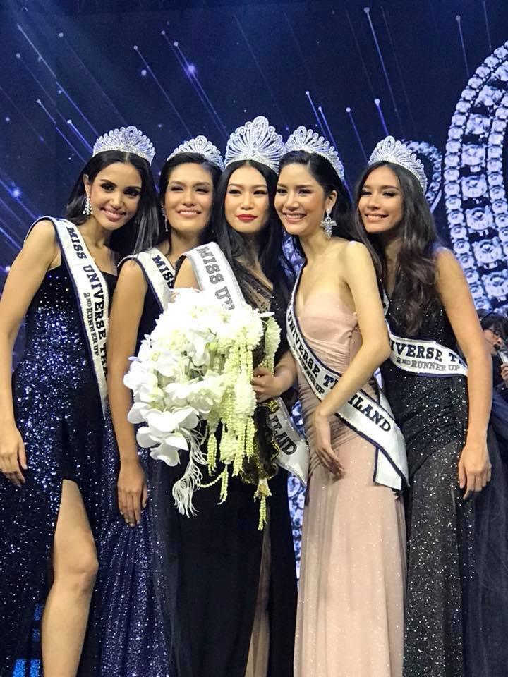 Nhan sắc của tân Hoa hậu Hoàn vũ Thái Lan gây tranh cãi nhất trong lịch sử