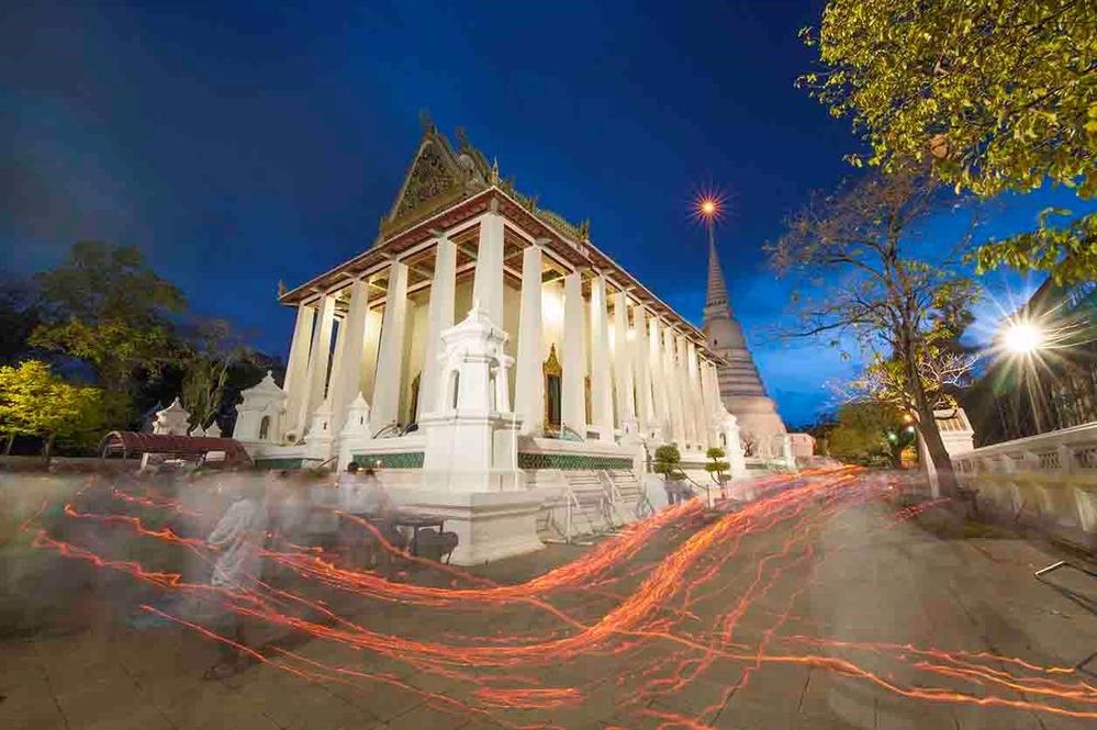 Người ta tin về những câu chuyện kỳ bí tại ngôi chùa này