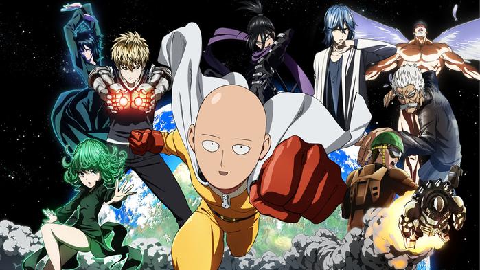 Top 5 bộ phim anime mà nhân vật nam chính có sức mạnh khủng nhất, số 2 không thể bỏ qua!
