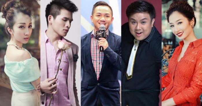 Các nghệ sĩ đã xác nhận tham gia đêm nhạc giúp đỡMai Phương.