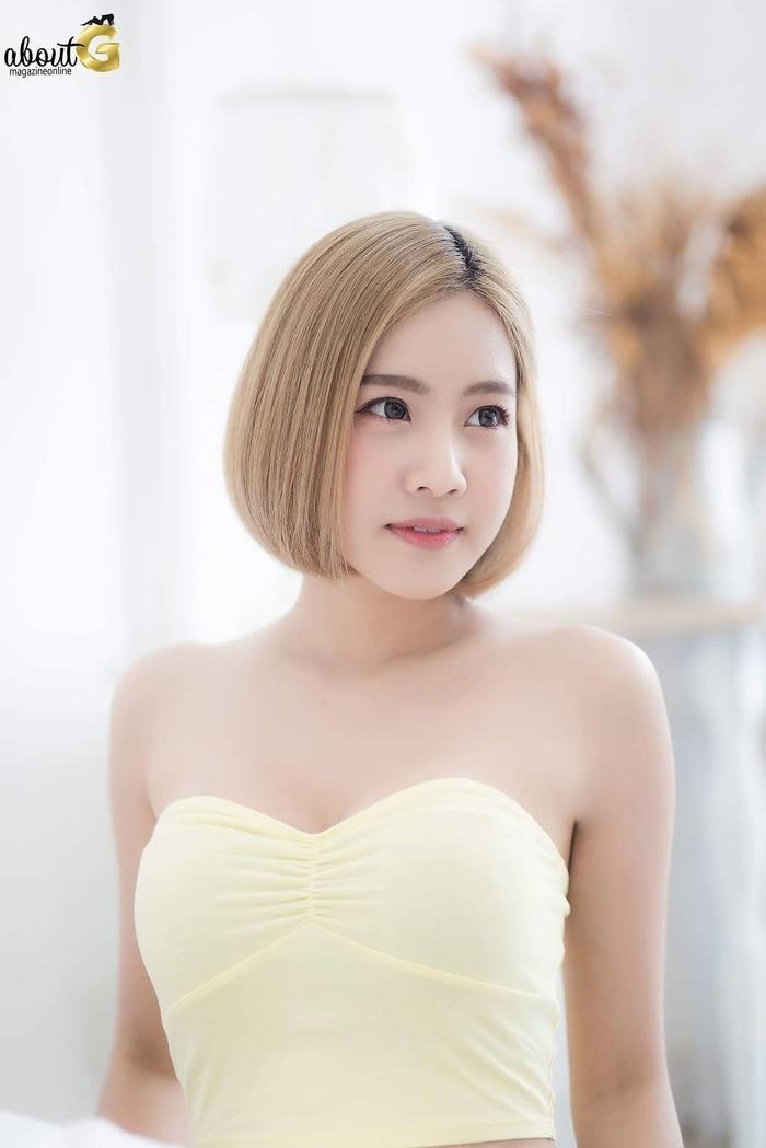Lặng người trước hot girl Thái Lan có nhan sắc xinh đẹp tựa DJ Soda -  Fah Chatchaya Suthisuwan