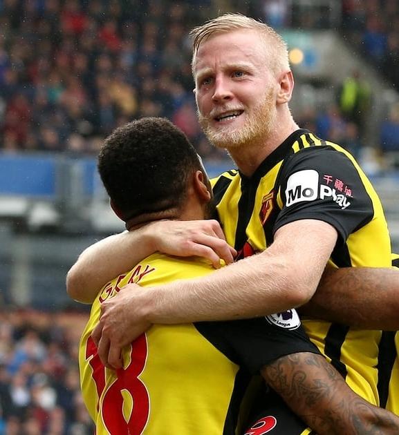 Trong chiến thắng 3-1 của Watford trước Burnley, Will Hughes là cầu thủ có số lần tắc bóng nhiều nhất, qua đó giúp cho thế trận phòng ngự từ xa của Watford rất hiệu quả.