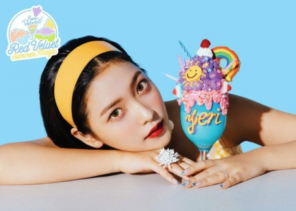 Yeri trong Power Up.