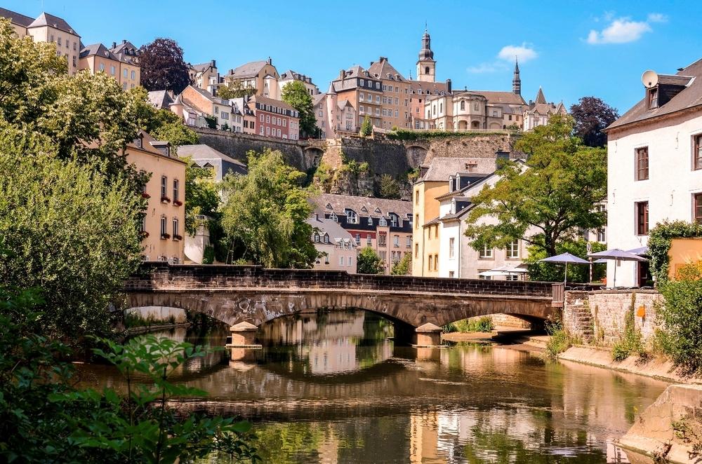 Quốc gia xinh đẹpLuxembourg giàu thứ 2 thế giới với GDP gấp 9 lần GDP trung bình của thế giới