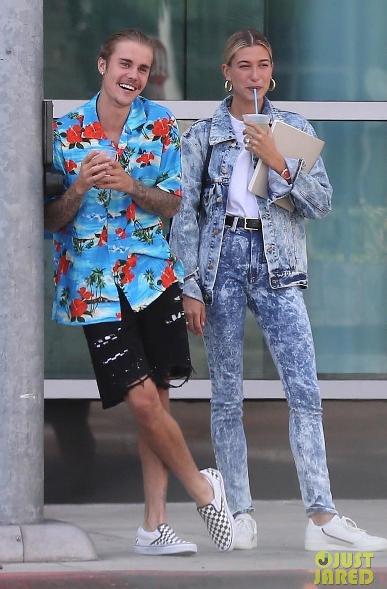 Gu thời trang của Justin Bieber ngày càng