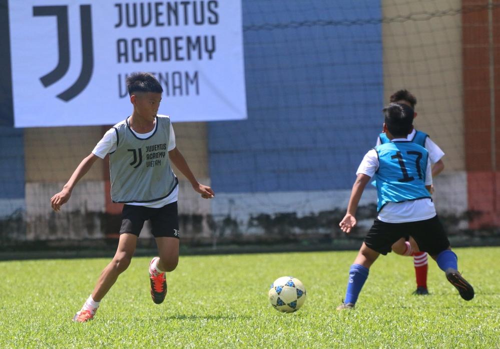Chùm ảnh: Chung kết tuyển sinh khoá 1 học viện Juventus Việt Nam