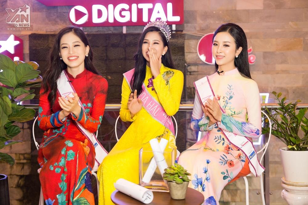 Tân Hoa hậu Việt Nam 2018 trổ tài ca hát bằng chất giọng Quảng Nam khiến fan thích thú