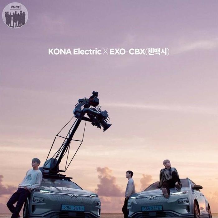 Bạn có tin chỉ cần EXO quảng cáo cho mẫu xe này mà nhà sản xuất đã có đến 18 nghìn lượt đặt mua ngay khi nó chưa tung ra thị trường?