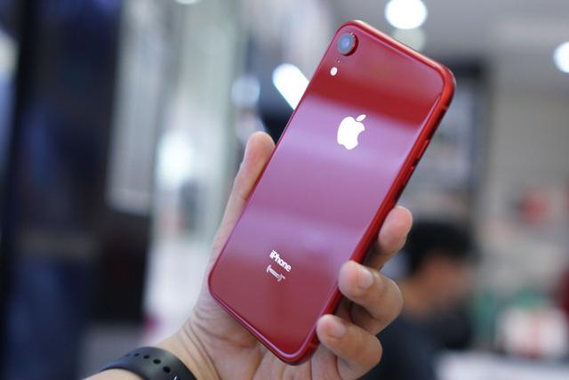 iPhone XR tuột giá