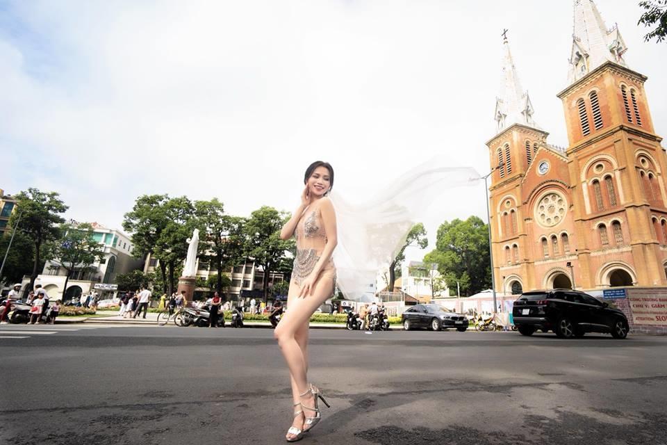 Bộ ảnh cưới giữa phố bị chê phản cảm, Sĩ Thanh vẫn phát ngôn tự tin thế này - Tin sao Viet - Tin tuc sao Viet - Scandal sao Viet - Tin tuc cua Sao - Tin cua Sao