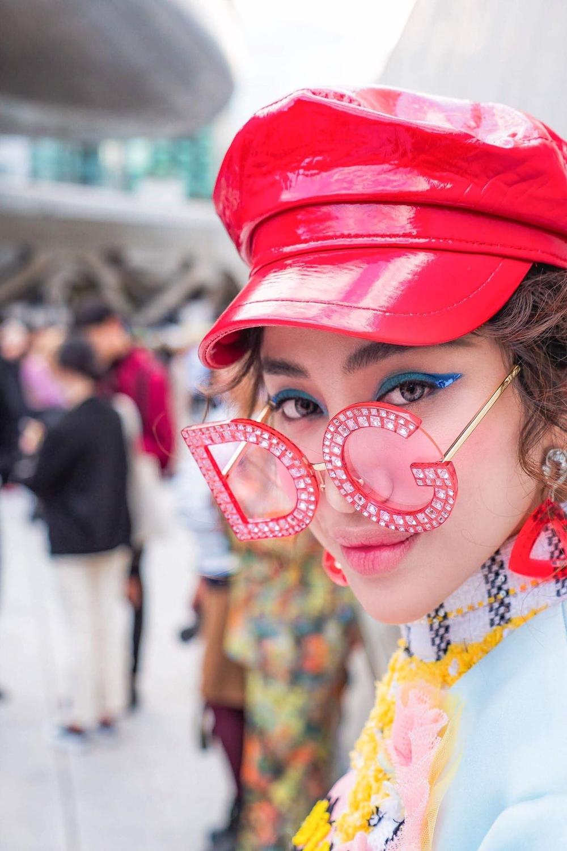Lần đầu tham dự Seoul Fashion Week, Thiên Nga The Face được xướng danh trên Vogue