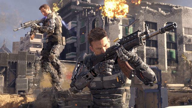 Black Ops 3 được đặt bối cảnh ở tương lai