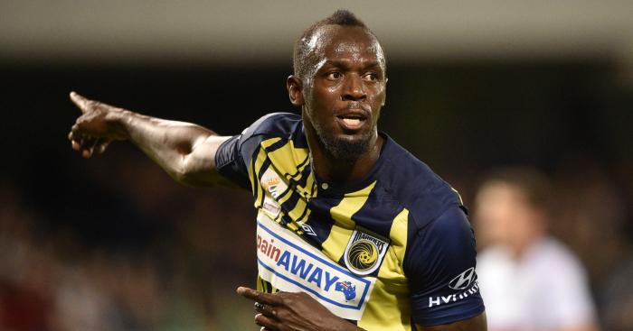 Usain Bolt có thể là cầu thủ chạy nhanh nhất trong kỳ chuyển nhượng tới
