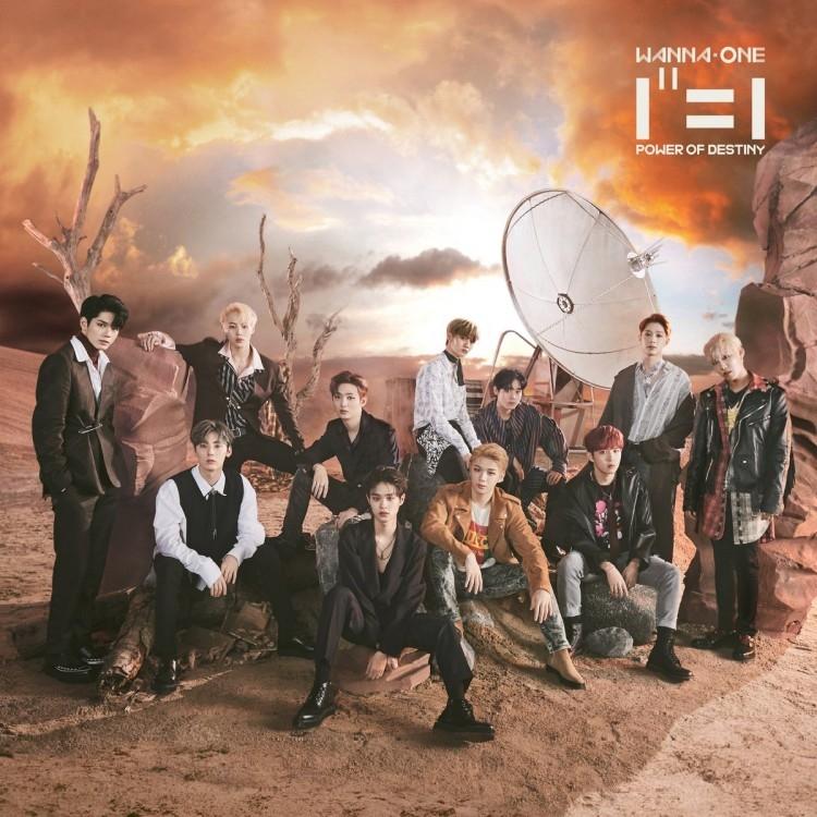 WANNA ONE chính thức comeback với album cuối1¹¹=1(POWER OF DESTINY).