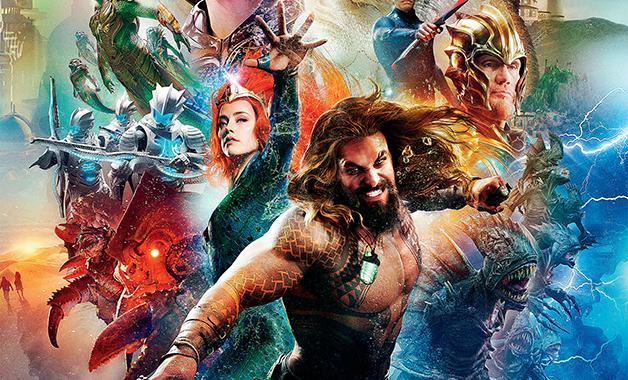 Ảnh phim Aquaman