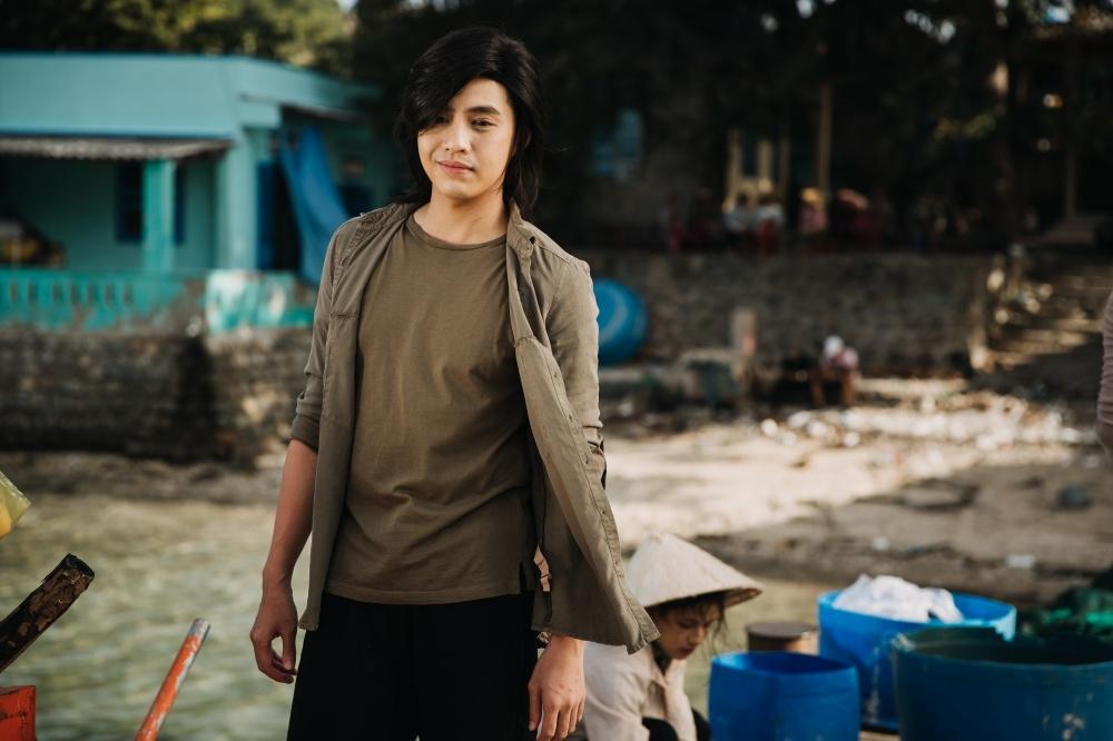 Một số hình ảnh trong MV ngôn tình của Noo Phước Thịnh.
