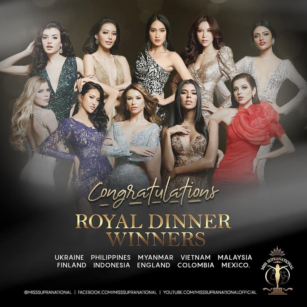 Đại diện Việt Nam chính thức góp mặt trong top 10 ứng của viên sáng giá nhất cho vị trí đương kim Hoa hậu Miss Supranational 2018.