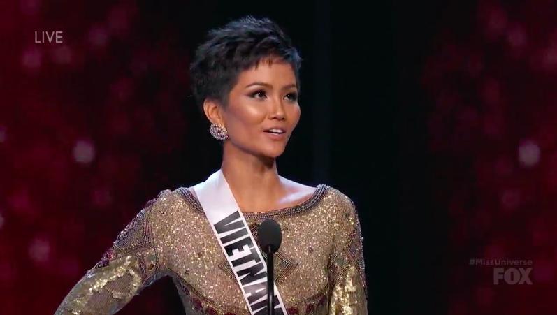 Trình diễn bikini, dạ hội xuất sắc H'Hen Niê lọt vào Top 5 Miss Universe 2018 - Tin sao Viet - Tin tuc sao Viet - Scandal sao Viet - Tin tuc cua Sao - Tin cua Sao