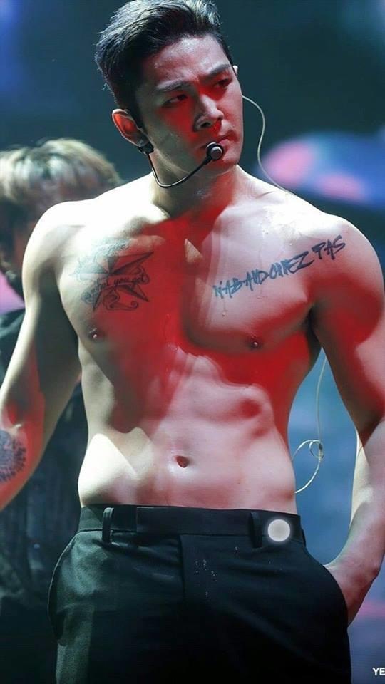 Điểm danh dàn mỹ nam Kpop sở hữu body cực nóng bỏng giúp sưởi ấm trái tim các chị em