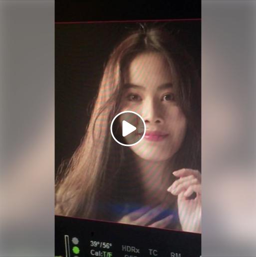 Đoạn project Nam Em chia sẻ trên trang cá nhân.