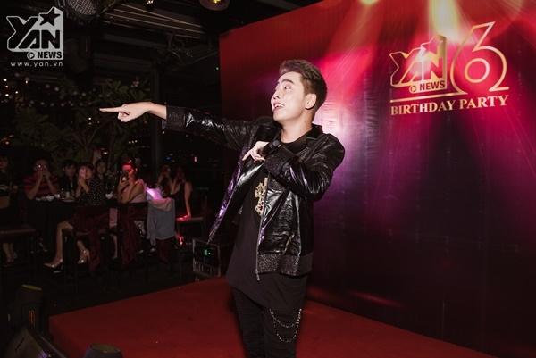 OSAD là chàng ca sĩ trẻ tài năng đang được khán giả yêu thích.