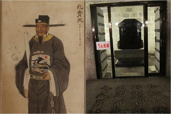 Vào năm 1973, lăng mộ Bao Công được khai quật đã hé mở cho hậu thế chân tướng liên quan tới cái chết của vị quan thanh liêm này.