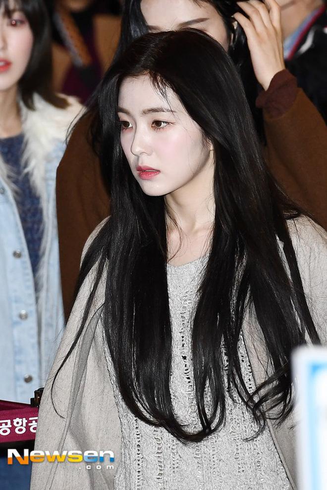 Đẳng cấp nữ thần như Irene (RED VELVET) cũng có lúc bị Knet chê vì đánh phấn quá tay