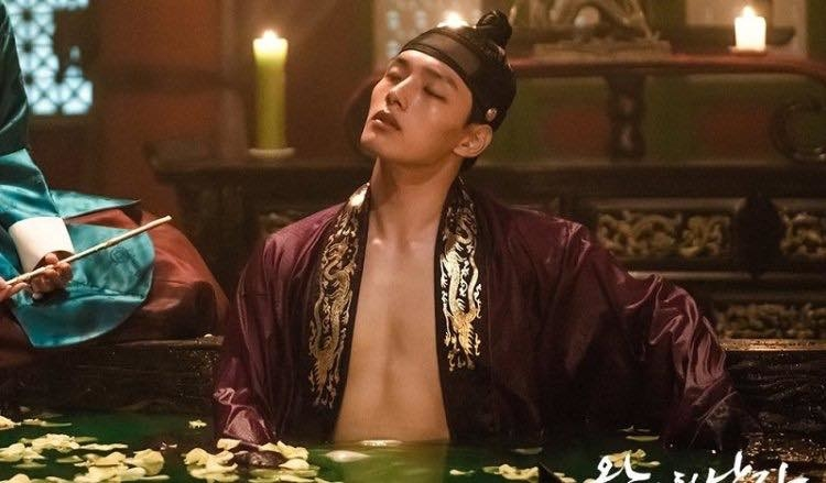Yeo Jin Goo trong phim The Man Who Became King