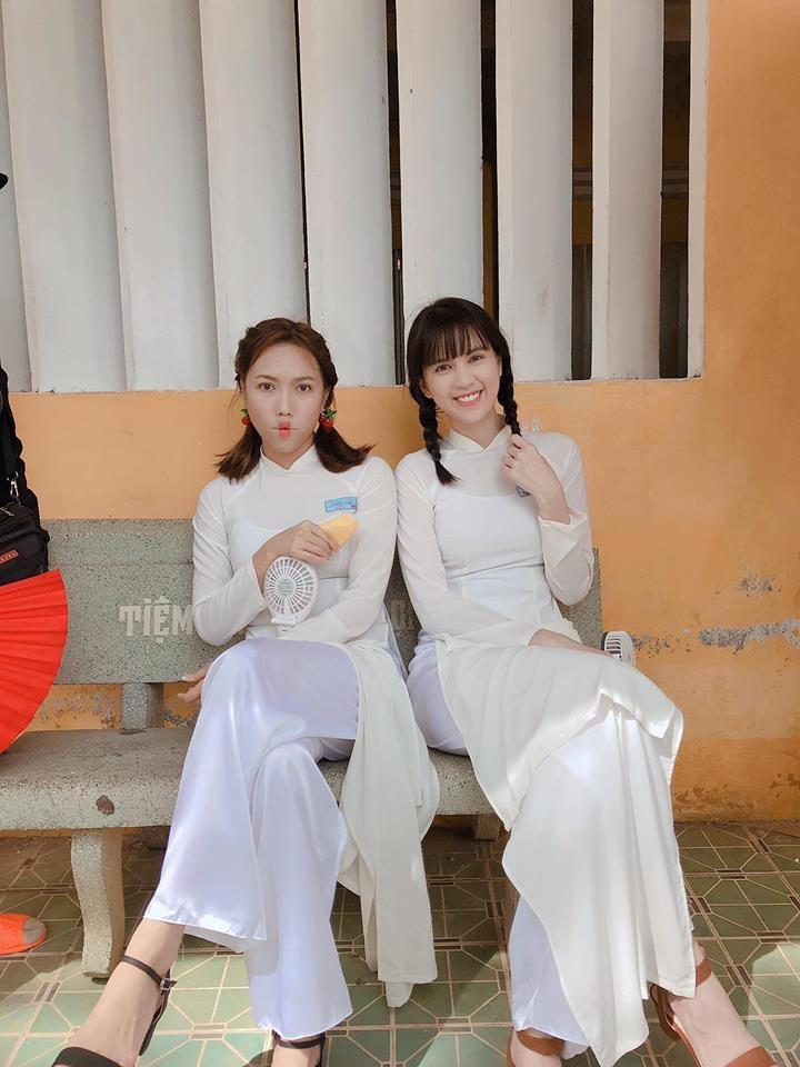 Diệu Nhi lên tiếng về nghi án phim giả, tình thật với Ngọc Trinh: