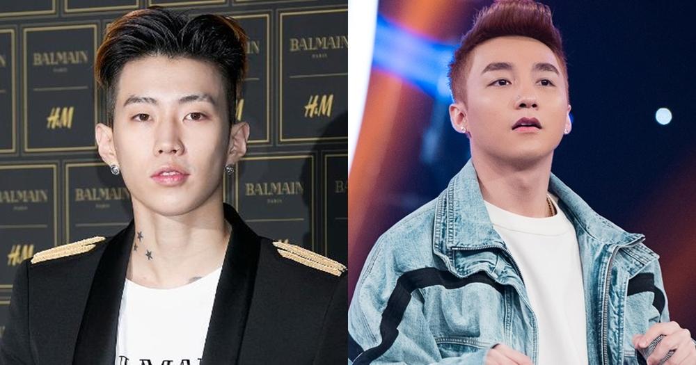 Rapper hàng đầu Kpop Jay Park ấn theo dõi Sơn Tùng, chuẩn bị cho một màn hợp tác hoành tráng?