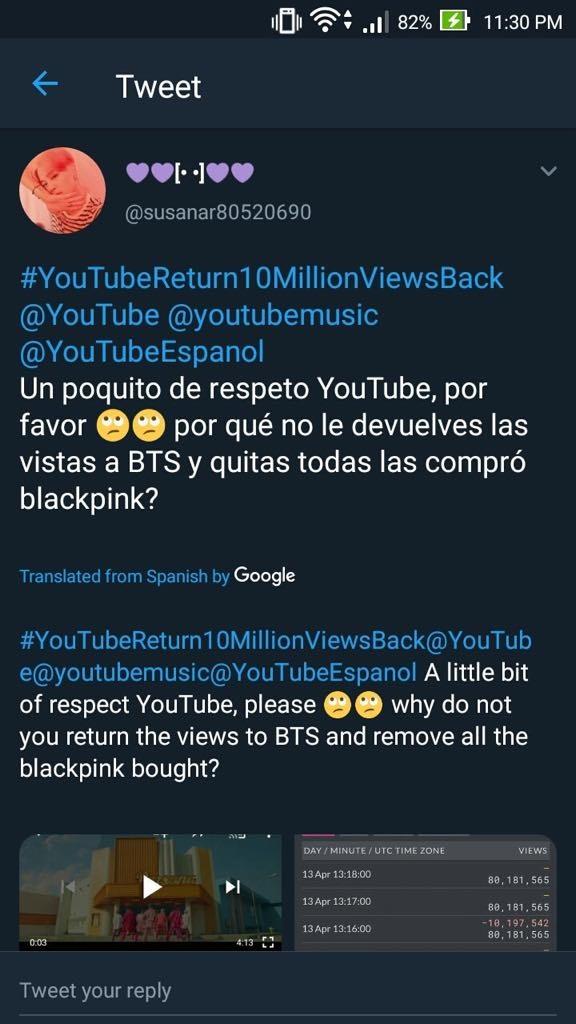 Bị trừ 10 triệu view trong tức tưởi, fan BTS chửi đổng cả YouTube: Chắc đã