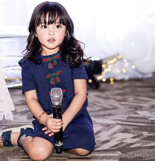 """Mới hơn 3 tuổi, con gái của """"mỹ nhân đẹp nhất Philipines"""" được dự đoán sẽ trở thành Hoa hậu"""